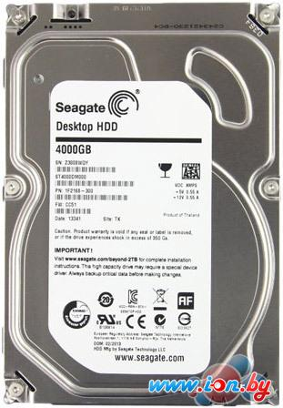 Жесткий диск Seagate Desktop HDD.15 4TB (ST4000DM000) в Гомеле