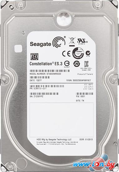 Жесткий диск Seagate Constellation ES.3 4TB (ST4000NM0033) в Могилёве
