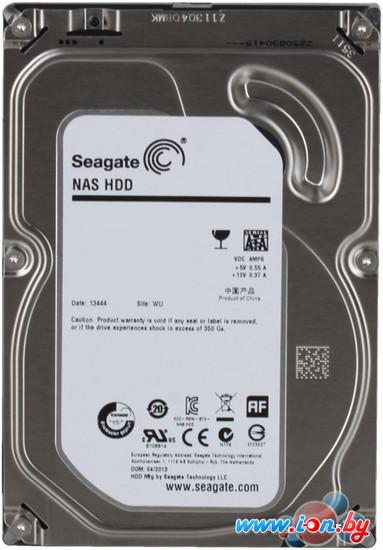 Жесткий диск Seagate NAS HDD 3TB (ST3000VN000) в Могилёве