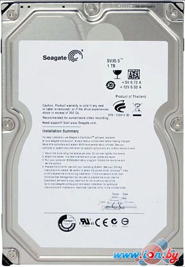 Жесткий диск Seagate SV35 1TB (ST1000VX000) в Могилёве