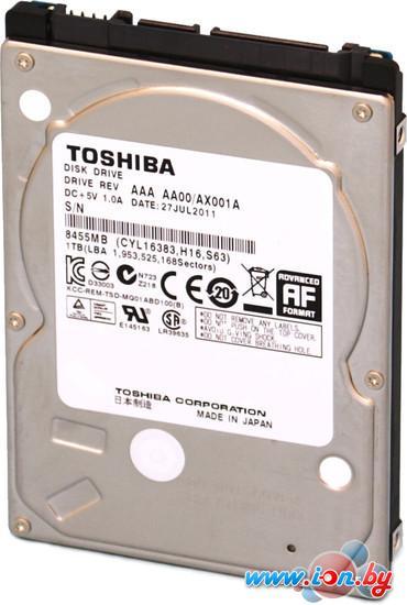 Жесткий диск Toshiba MQ01ABD 1TB (MQ01ABD100) в Могилёве