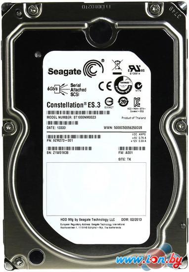 Жесткий диск Seagate Constellation ES.3 1TB (ST1000NM0023) в Могилёве