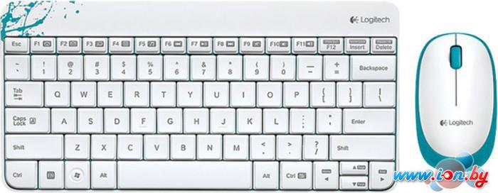 Мышь + клавиатура Logitech Wireless Combo MK240 (920-005791) в Могилёве