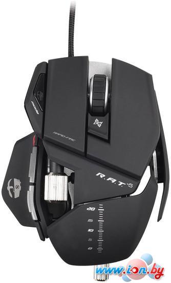 Игровая мышь Mad Catz R.A.T. 5 Gaming Mouse в Могилёве