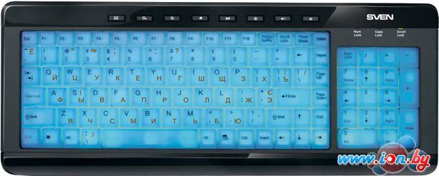 Клавиатура SVEN Comfort 7200 EL в Могилёве