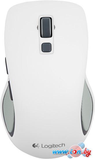 Мышь Logitech Wireless Mouse M560 White (910-003914) в Могилёве