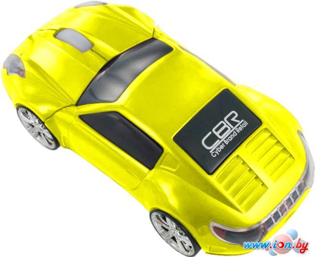 Мышь CBR MF 500 Lambo Yellow в Могилёве