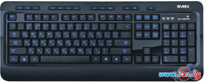 Клавиатура SVEN Comfort 7600 EL в Могилёве