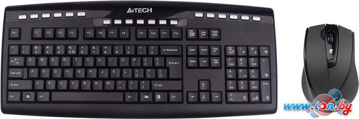Мышь + клавиатура A4Tech 9200F в Могилёве