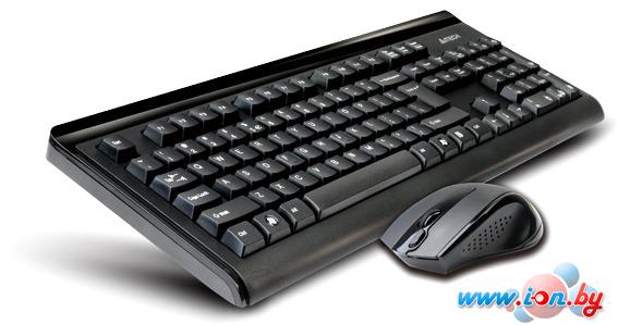 Мышь + клавиатура A4Tech 6100F Wireless Desktop в Могилёве