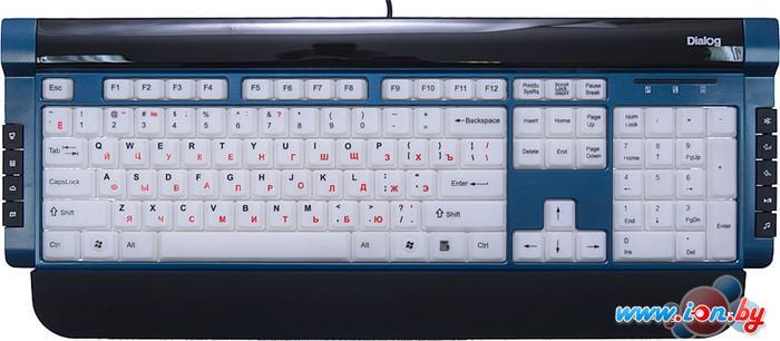 Клавиатура Dialog Katana KK-L06U Blue в Могилёве
