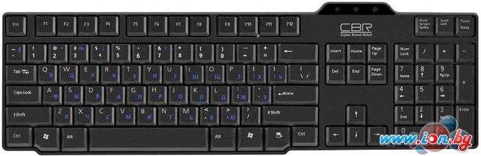 Клавиатура CBR KB 115D в Могилёве