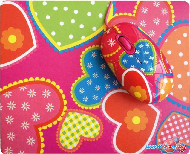 Мышь + коврик CBR Candy в Могилёве