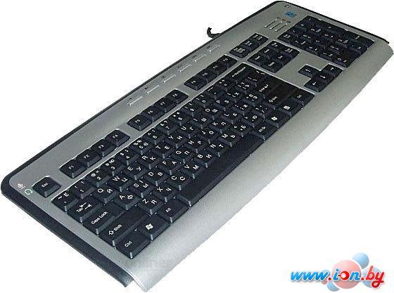 Клавиатура A4Tech KL-23MUU Black/Silver в Могилёве