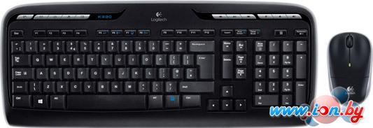 Мышь + клавиатура Logitech Wireless Combo MK330 в Могилёве