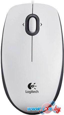 Мышь Logitech B100 Optical USB Mouse (910-003360) в Могилёве