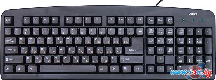 Клавиатура Dialog KS-060BP Black в Могилёве