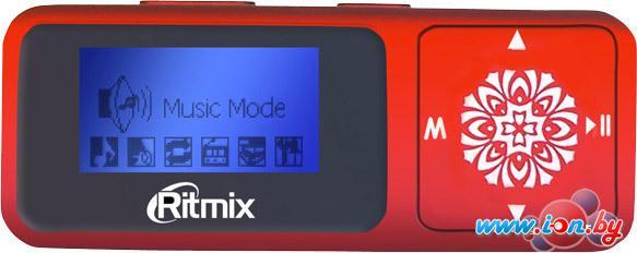 MP3 плеер Ritmix RF-3350 4Gb (красный) в Могилёве