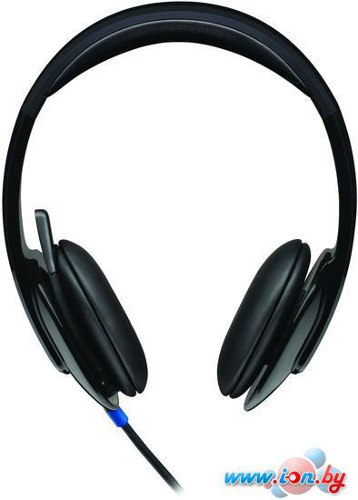 Наушники с микрофоном Logitech USB Headset H540 в Могилёве