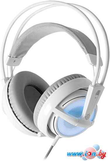 Наушники с микрофоном SteelSeries Siberia V2 Frost Blue Edition в Могилёве