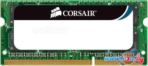 Оперативная память Corsair Value Select 4GB DDR3 PC3-10600 (CMSO4GX3M1A1333C9) в Могилёве