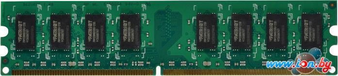 Оперативная память Patriot Signature 4GB DDR2 PC2-6400 (PSD24G8002) в Могилёве