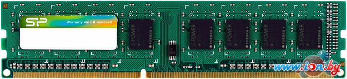 Оперативная память Silicon-Power 4GB DDR3 PC3-12800 (SP004GBLTU160N02) в Могилёве