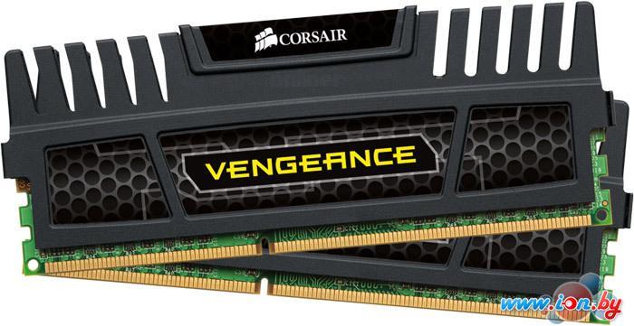Оперативная память Corsair Vengeance 2x2GB DDR3 PC3-12800 KIT (CMZ4GX3M2A1600C9) в Могилёве