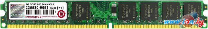 Оперативная память Transcend JetRam DDR2 PC2-6400 2GB (JM800QLU-2G) в Могилёве