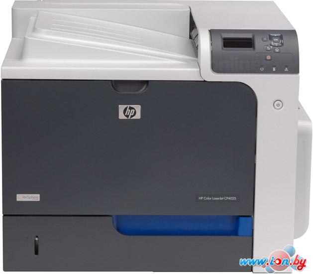 Принтер HP Color LaserJet Enterprise CP4025n (CC489A) в Могилёве