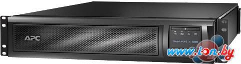 Источник бесперебойного питания APC Smart-UPS X 3000VA Rack/Tower LCD 200-240V (SMX3000RMHV2UNC) в Могилёве