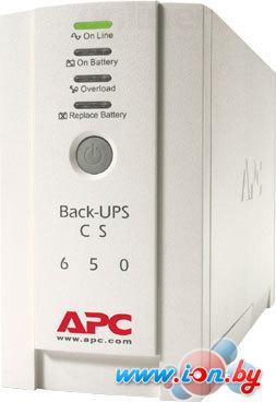 Источник бесперебойного питания APC Back-UPS CS 650VA (BK650EI) в Могилёве