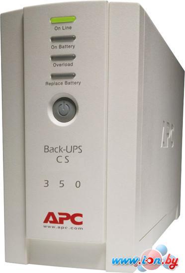 Источник бесперебойного питания APC Back-UPS CS 350VA (BK350EI) в Могилёве
