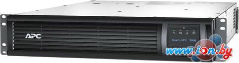 Источник бесперебойного питания APC Smart-UPS 3000VA RM 2U LCD (SMT3000RMI2U) в Могилёве