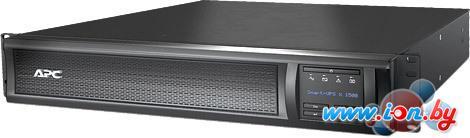 Источник бесперебойного питания APC Smart-UPS X 1500VA Rack/Tower LCD 230V (SMX1500RMI2UNC) в Могилёве