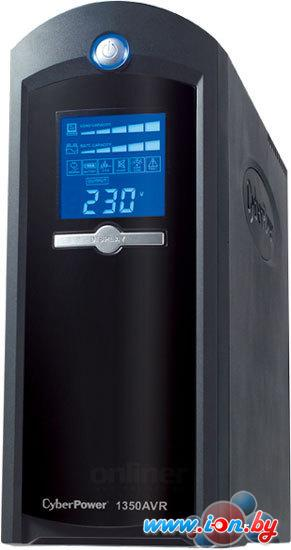 Источник бесперебойного питания CyberPower Intelligent LCD 1500E Black (CP1500EAVRLCD) в Могилёве