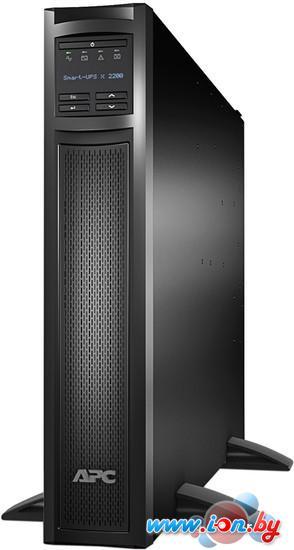 Источник бесперебойного питания APC Smart-UPS X 2200VA Rack/Tower LCD 200-240V (SMX2200RMHV2U) в Могилёве