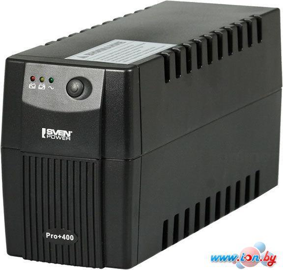 Источник бесперебойного питания SVEN Power Pro+ 400 в Могилёве