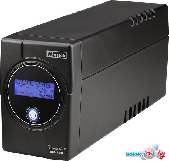 Источник бесперебойного питания Mustek PowerMust 800 LCD 800VA в Могилёве