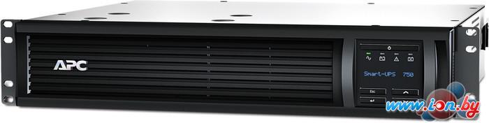 Источник бесперебойного питания APC Smart-UPS 750VA LCD RM 2U (SMT750RMI2U) в Могилёве