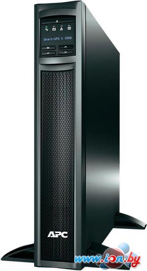 Источник бесперебойного питания APC Smart-UPS X 1500VA Rack/Tower LCD 230V (SMX1500RMI2U) в Могилёве