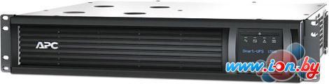 Источник бесперебойного питания APC Smart-UPS 1500VA LCD RM 2U (SMT1500RMI2U) в Могилёве