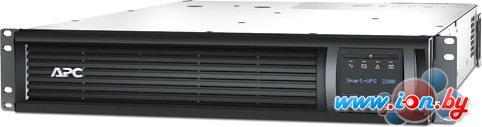 Источник бесперебойного питания APC Smart-UPS 2200VA RM 2U LCD (SMT2200RMI2U) в Могилёве