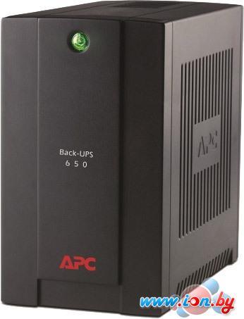 Источник бесперебойного питания APC Back-UPS 650VA (BX650CI-RS) в Могилёве