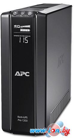 Источник бесперебойного питания APC Back-UPS Pro 1200VA, AVR, 230V, CIS (BR1200G-RS) в Могилёве