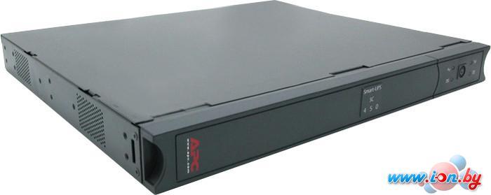Источник бесперебойного питания APC Smart-UPS SC 450VA RM 1U (SC450RMI1U) в Могилёве