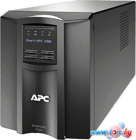 Источник бесперебойного питания APC Smart-UPS 1500VA LCD 230V (SMT1500I) в Могилёве