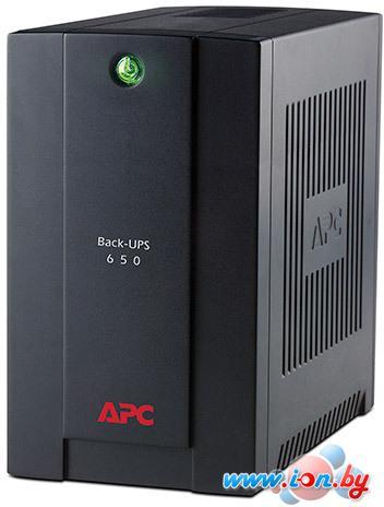 Источник бесперебойного питания APC Back-UPS 650VA Standby with Schuko (BC650-RS) в Могилёве