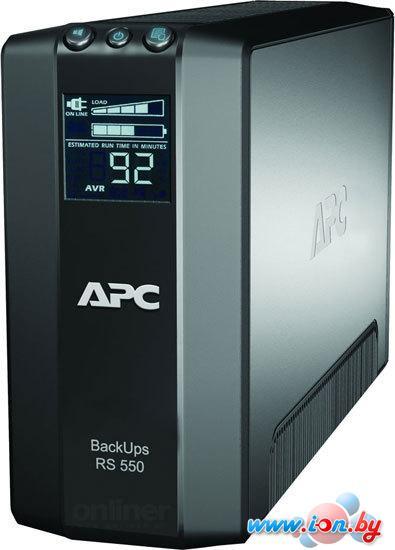 Источник бесперебойного питания APC Back-UPS Pro 550VA (BR550GI) в Могилёве
