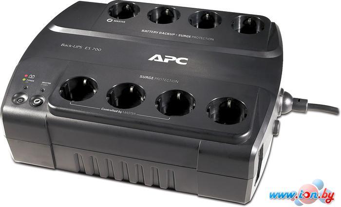 Источник бесперебойного питания APC Back-UPS ES 700VA (BE700G-RS) в Могилёве